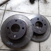 Тормозной диск ваз 2114 2115 2113 2109 2108 фото