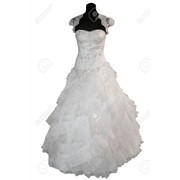 Аква чистка, химчистка, стирка свадебных платьев фото