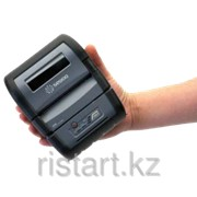 Мобильный принтер этикеток Sewoo LK P-30SB Laether case&Holder strap 72мм, 100мм сек, IP42, RS232, USB Blue фото