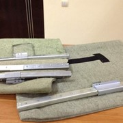 Инкассаторская сумка размер 40х60 производство Россия фото