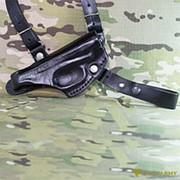 Кобура ГШ-18 наплечная горизонтальная (7922) фото