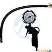 Пистолет для накачки шин 10 атмосфер АвтоДело 42303 фото