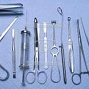 Набор инструментов для операций на матке и придатках, специнструмент фото