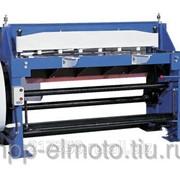 Электромеханическая гильотина Г 11 3x1300 фото