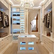 Дизайн Гардеробная комната 41 фото