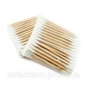 Ватные палочки деревянные 200PCS фото
