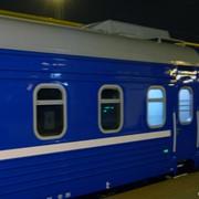 Покраска вагонов полиуретановыми эмалями фото