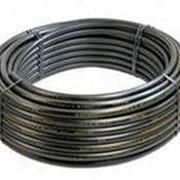 Труба РЕ-100 SDR 13,6 -25х2.0 мм питьевая 10 бар T&T Polimers 200 м, арт.14415 фото