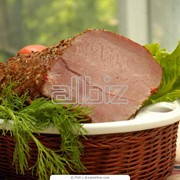 Копчености из говядины в ассортименте фото