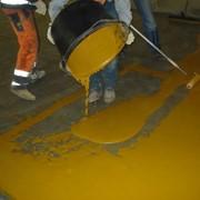 Ризопур-5203 PurCem, промышленный полимерцементный пол фото