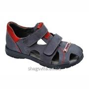 Туфли открытые для мальчика арт. 3449 фото