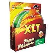 Плетеный шнур Power Phantom 4x, XLT, 120м, зеленый, 0,40мм, 40,9кг фото
