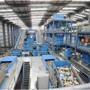 Индустрия рециклинга промышленных и бытовых отходов фото