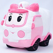 Мягкая игрушка «Робокар Поли» - Эмбер фото