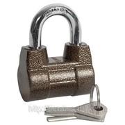 Замок навесной Зубр Мастер облегченный, ключ 7 PIN, дужка Код:3720-4 фото