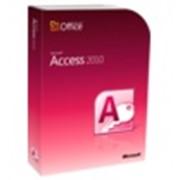 Офисный пакет Microsoft Office Access 2010 фото