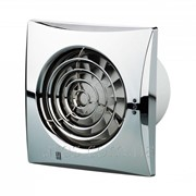 Бытовой вентилятор d150 Вентс 150 Квайт хром фото
