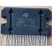 Микросхема TDA7381 644 фото