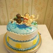 Торт от друзей фото