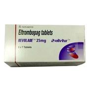 Revolade 25 мг Eltrombopag таблетки купить онлайн фото