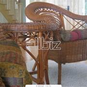 Плетеные изделия, мебель, сувениры, корзины фото
