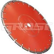 Grost Диск по бетону для швонарезчика D350 мм (350*25,4*3,2*10) GrOSТ фото