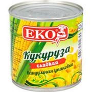 Кукуруза EKO, 340 г фото