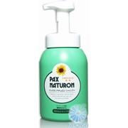 Натуральный шампунь на основе подсолнечного масла Pax Naturon 500мл (Дизайн 2012 года) 4904735055136 фото
