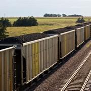 Железнодорожные грузоперевозки угля фото
