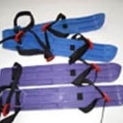 Мини-лыжи фото