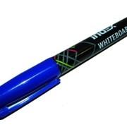 Маркер для доски 550, синий, (INDEX) фото