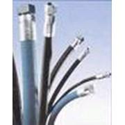 Рукава для топлива ((Обжимное оборудование для штуцерования рукава РВД), РТИ, адаптеры, муфты, фитинги. фото