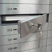 Банковские сейфы фото