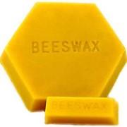 Воск пчелиный, косметический отбеленный и неотбеленный фото