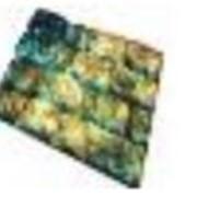Форма пластиковая Замковый камень фото