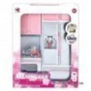 Кукольная кухня Маленькая хозяюшка 1 Qun Feng Toys 26212Р/R фото