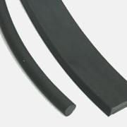 Шнуры резиновые ГОСТ 6467-79 прямоугольного и круглого сечений фото