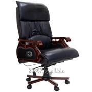 Массажное кресло для руководителя Calviano Leder фото