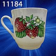 Чашка Мрамор 0,350л 1шт. фото