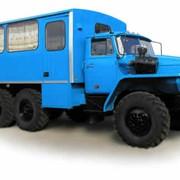 Автобус вахта Урал 3255-0013-41 фото