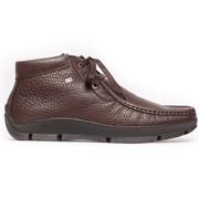 Ботинки Baldinini зимние коричневые фото