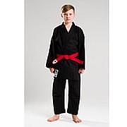 Кимоно для карате Adidas Club Black WKF фото