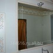 Установка зеркал, стекла, кухонных фартуков. Изготовление, доставка, монтаж. фото