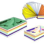 Бумажные блоки фото
