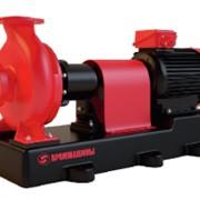 Насосы водяные типа К – центробежные консольные одноступенчатые с односторонним подводом жидкости к рабочему колесу фото