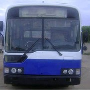 Шкив коленвала Б/У5540-3850 на автобус Hyundai aero h540 фото