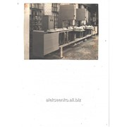 Линия по изготовлению тонкой тарной дощечки фото