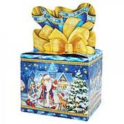 """Коробка для конфет новогодняя Fiesta """"Волшебство"""" 800 гр., 15010375 фото"""
