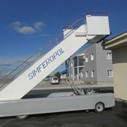Верхняя площадка Т9900-4000 для самоходных пассажирских трапов СПТ-154, СПТ-114. фото