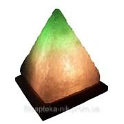 Соляной светильник Пирамида 4-5 кг фото